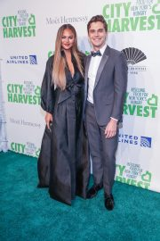 Chrissy Teigen at 36th Annual City Harvest Gala in NYC 2019/04/30 10