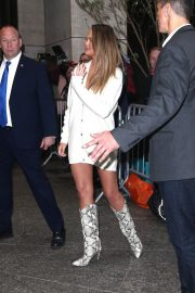 Chrissy Teigen Shows Off her legs out in New York 2019/05/13 6