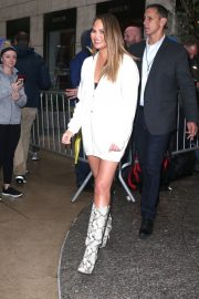 Chrissy Teigen Shows Off her legs out in New York 2019/05/13 9