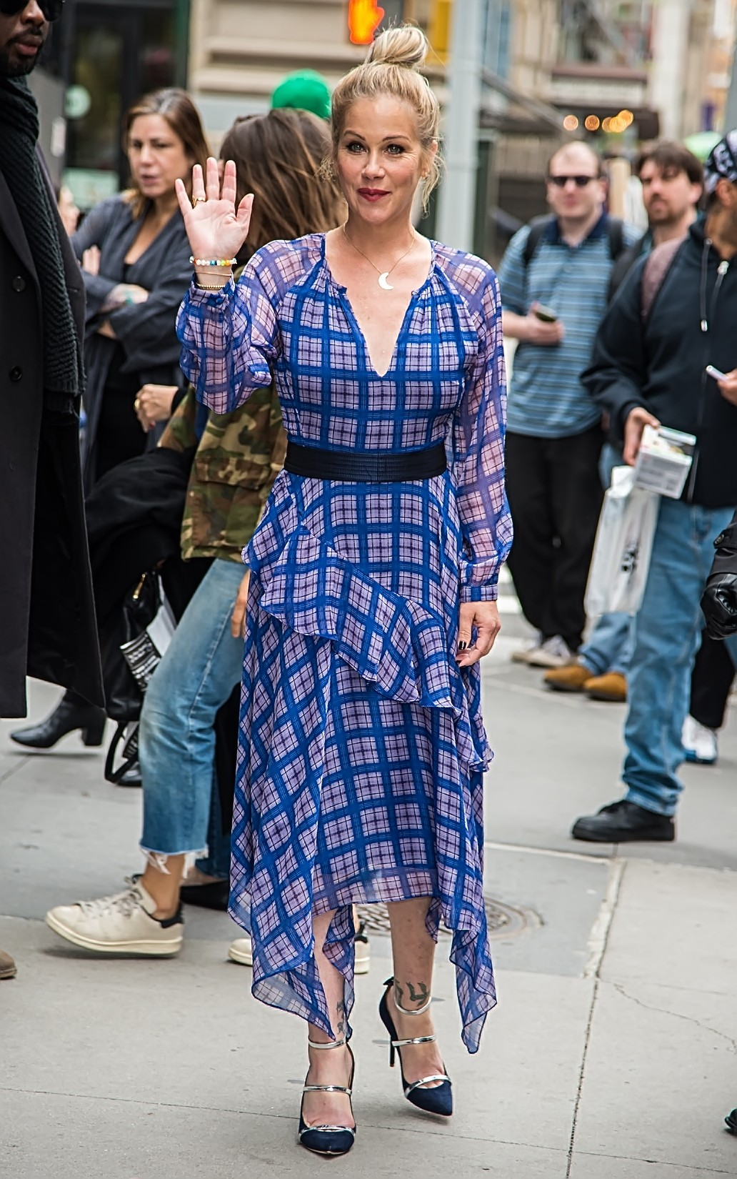 Christina Applegate at AOL Build Series in New York 2019/05/01 1