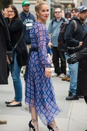 Christina Applegate at AOL Build Series in New York 2019/05/01 9