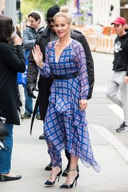 Christina Applegate at AOL Build Series in New York 2019/05/01 12