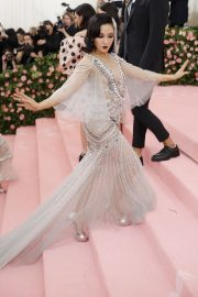 Constance Wu at 2019 Met Gala Celebrating Camp: Notes on Fashion in New York 2019/05/06 3