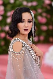 Constance Wu at 2019 Met Gala Celebrating Camp: Notes on Fashion in New York 2019/05/06 4