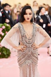 Constance Wu at 2019 Met Gala Celebrating Camp: Notes on Fashion in New York 2019/05/06 5
