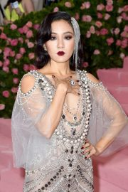 Constance Wu at 2019 Met Gala Celebrating Camp: Notes on Fashion in New York 2019/05/06 9