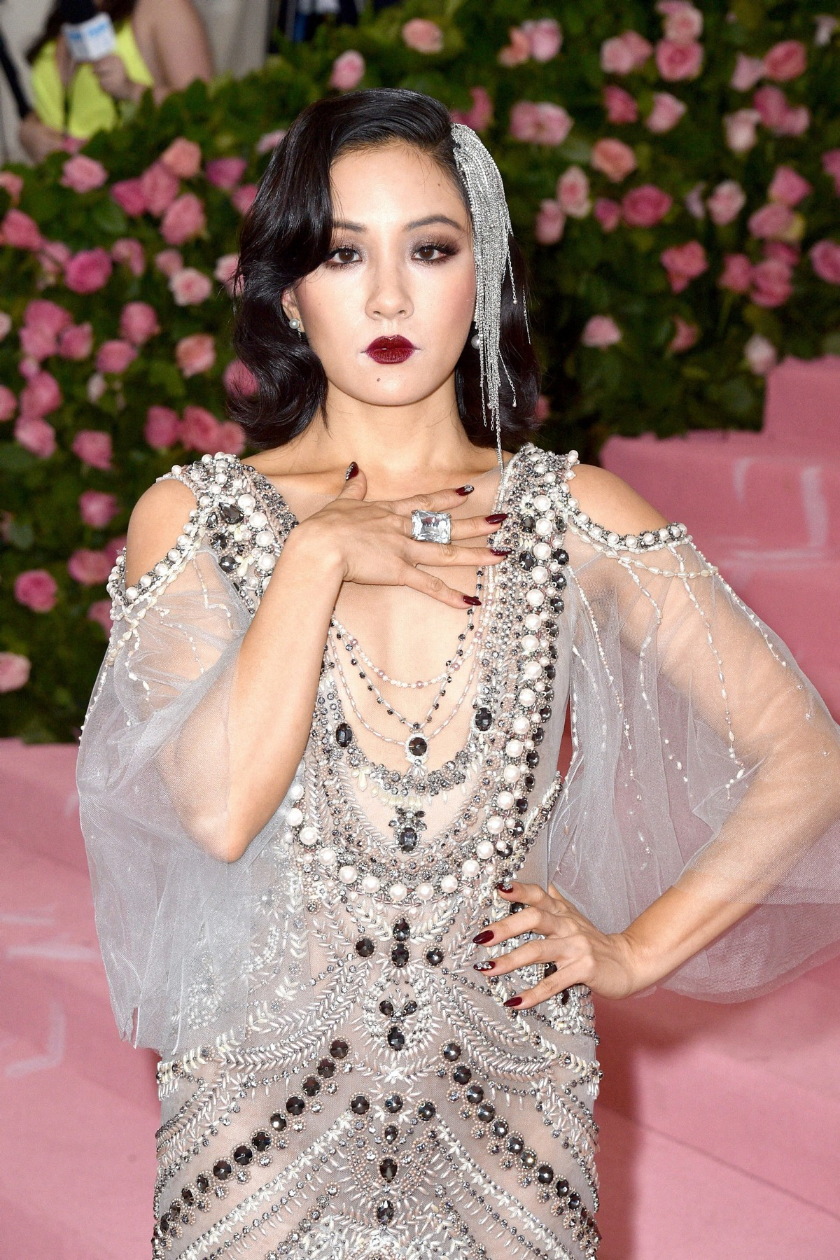 Constance Wu at 2019 Met Gala Celebrating Camp: Notes on Fashion in New York 2019/05/06 13