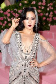 Constance Wu at 2019 Met Gala Celebrating Camp: Notes on Fashion in New York 2019/05/06 15