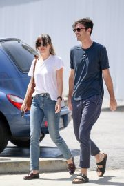 Dakota Johnson and Blake Lee Out in Los Angeles 2019/05/01 5