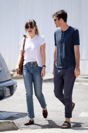 Dakota Johnson and Blake Lee Out in Los Angeles 2019/05/01 9