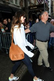 Dakota Johnson Out from The Mark Hotel in New York 2019/05/05 2