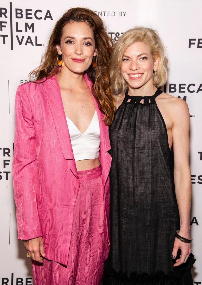 """Danielle Krudy at """"Blow The Man Down"""" Premiere at 2019 Tribeca Film Festival in New York 2019/04/26 3"""