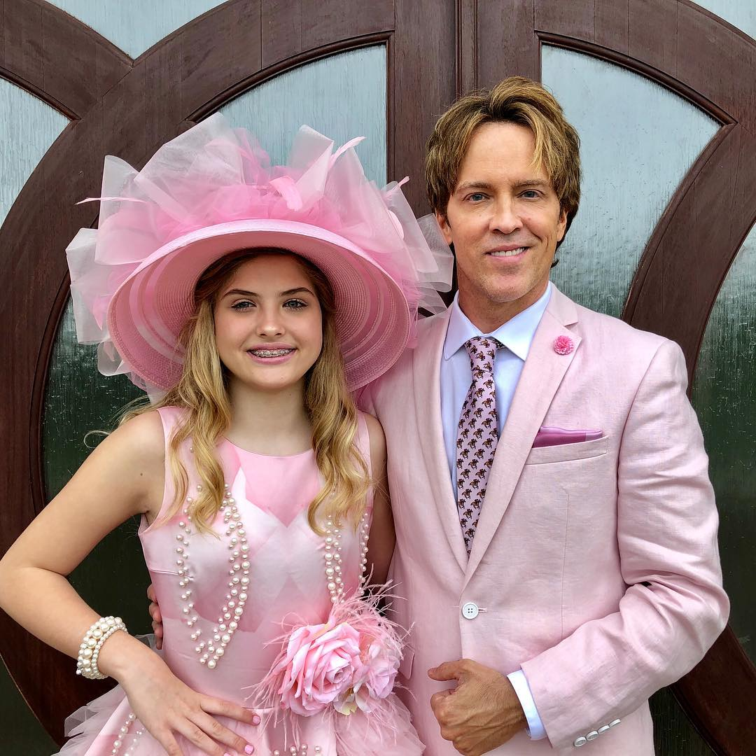 Dannielynn Birkhead Pays Tribute to Her Late Mom Anna Nicole Smith at Kentucky Derby 2