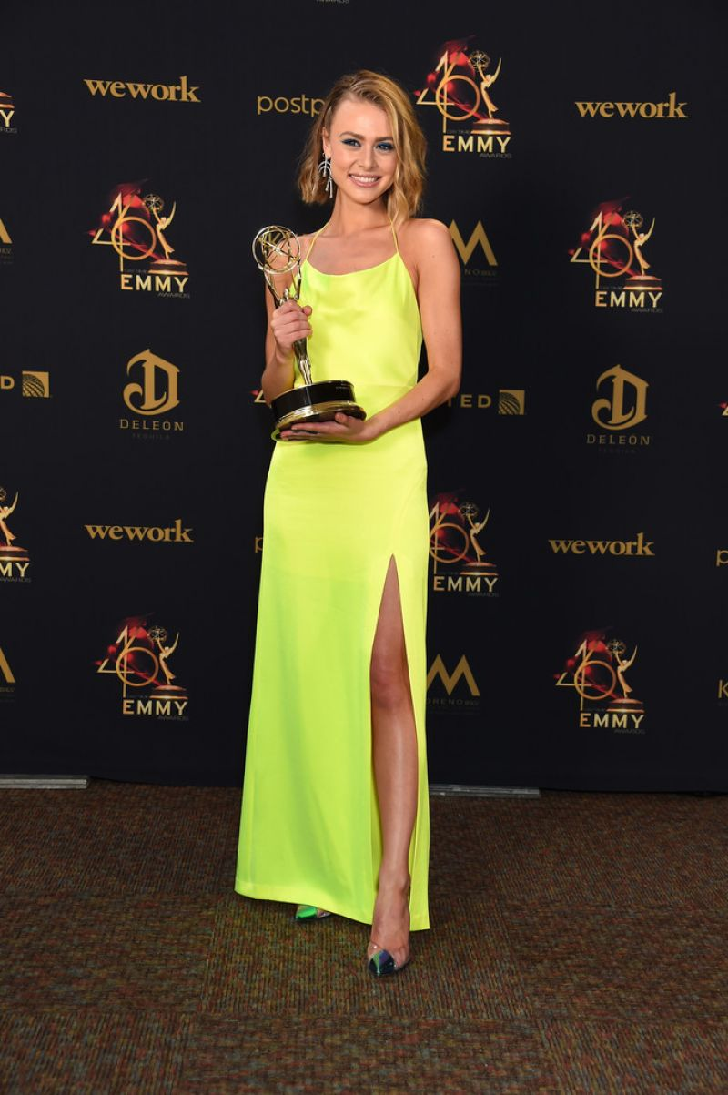 Daytime Emmy Awards 2019: See Red Carpet Celebrity Photos 4