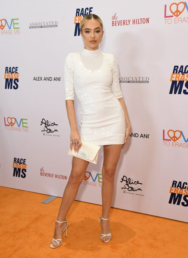 Delilah Hamlin at 26th Annual Race to Erase MS Gala in Beverly Hills 2019/05/10 1