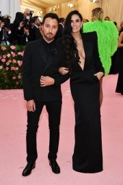 Demi Moore at The 2019 Met Gala Celebrating Camp: Notes on Fashion New York 2019/05/06 6