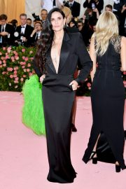 Demi Moore at The 2019 Met Gala Celebrating Camp: Notes on Fashion New York 2019/05/06 7