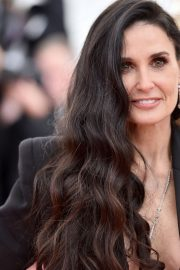 Demi Moore at The 2019 Met Gala Celebrating Camp: Notes on Fashion New York 2019/05/06 8