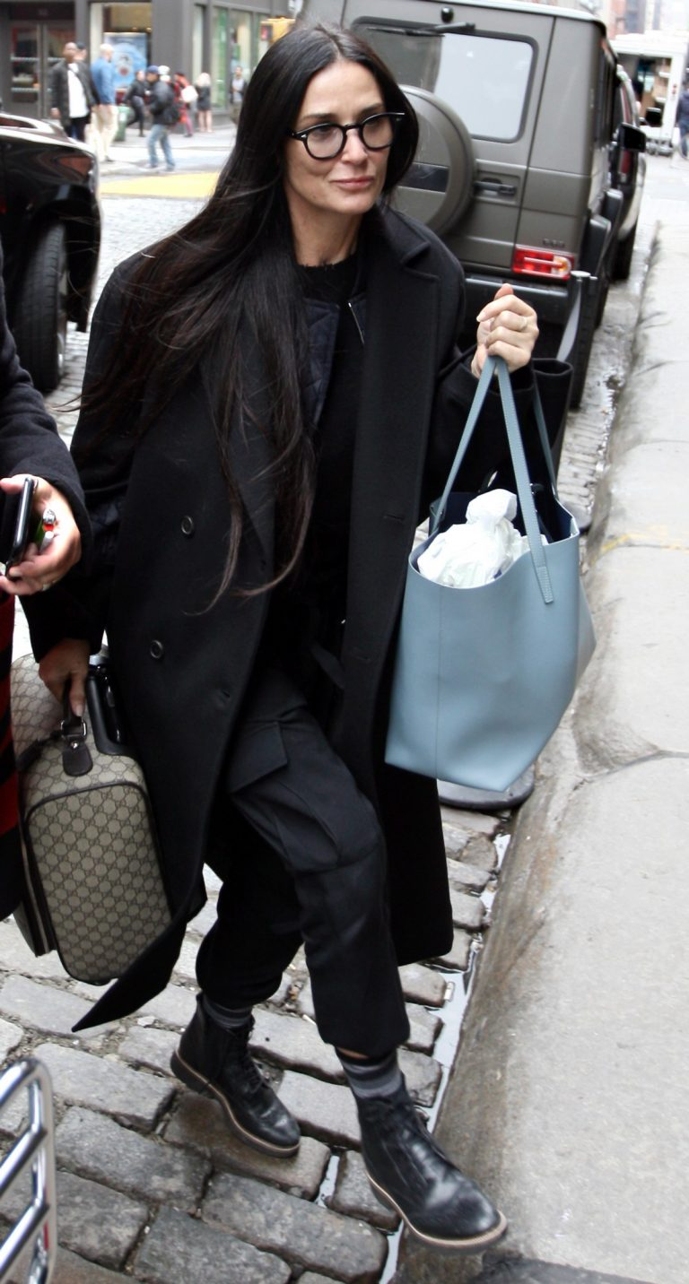 Demi Moore Out in New York 2019/05/03 1