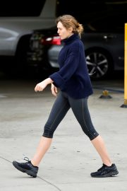 Elizabeth Olsen in Tights After a Workout in Los Angeles 2019/05/10 8