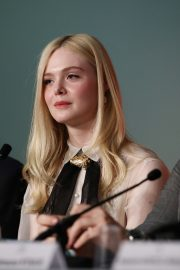 Elle Fanning at Jury Press Conference in Cannes Film Festival 2019/05/14 3