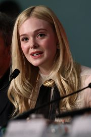 Elle Fanning at Jury Press Conference in Cannes Film Festival 2019/05/14 5