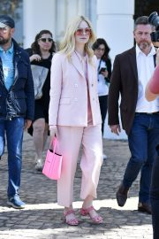 Elle Fanning at The 72nd Cannes Film Festival in Cannes 2019/05/15 3