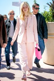 Elle Fanning at The 72nd Cannes Film Festival in Cannes 2019/05/15 4