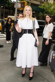 Elle Fanning at The Hulu 19 Brunch at Scarpetta in New York 2019/05/01 3