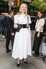 Elle Fanning at The Hulu 19 Brunch at Scarpetta in New York 2019/05/01 4