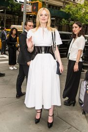 Elle Fanning at The Hulu 19 Brunch at Scarpetta in New York 2019/05/01 5