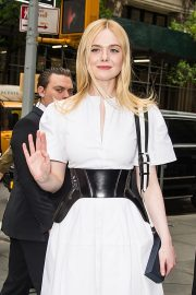 Elle Fanning at The Hulu 19 Brunch at Scarpetta in New York 2019/05/01 7
