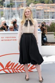 Elle Fanning joins Jury Photocall at 72nd annual Cannes Film Festival in Cannes 2019/05/14 2