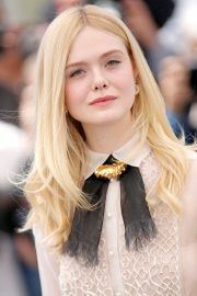 Elle Fanning joins Jury Photocall at 72nd annual Cannes Film Festival in Cannes 2019/05/14 8
