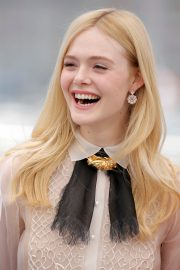 Elle Fanning joins Jury Photocall at 72nd annual Cannes Film Festival in Cannes 2019/05/14 10