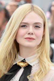Elle Fanning joins Jury Photocall at 72nd annual Cannes Film Festival in Cannes 2019/05/14 16