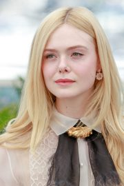 Elle Fanning joins Jury Photocall at 72nd annual Cannes Film Festival in Cannes 2019/05/14 19