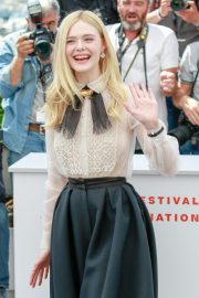 Elle Fanning joins Jury Photocall at 72nd annual Cannes Film Festival in Cannes 2019/05/14 23