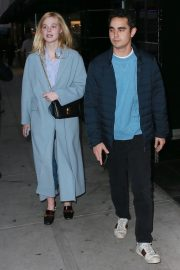 Elle Fanning Out and About in Manhattan 2019/05/03 1