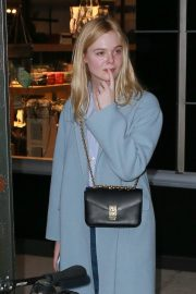 Elle Fanning Out and About in Manhattan 2019/05/03 3