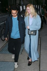 Elle Fanning Out and About in Manhattan 2019/05/03 4