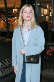 Elle Fanning Out and About in Manhattan 2019/05/03 6