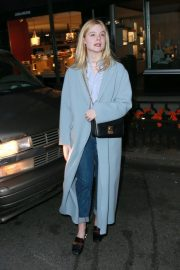 Elle Fanning Out and About in Manhattan 2019/05/03 10