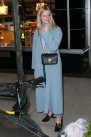 Elle Fanning Out and About in Manhattan 2019/05/03 12