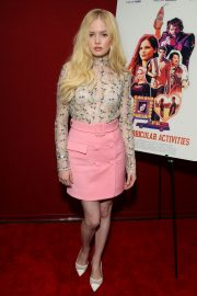 "Ellie Bamber at ""Extracurricular Activities"" Premiere in Santa Monica 2019/05/16 6"