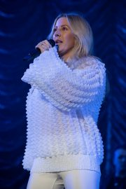 Ellie Goulding Performs at Free Radio Hits Live in Birmingham 2019/05/04 4