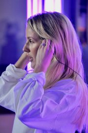 Ellie Goulding Rehearsal and Performance at The One Show in London 2019/05/10 5