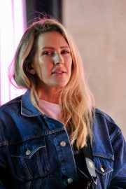 Ellie Goulding Rehearsal and Performance at The One Show in London 2019/05/10 9