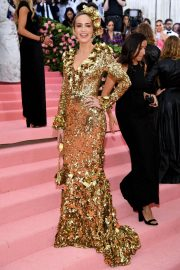 Emily Blunt at The 2019 Met Gala Celebrating Camp: Notes on Fashion in New York 2019/05/06 3