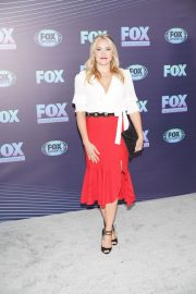 Emily Osment at Fox Upfront Presentation 2019 at Central Park Wollman Rink 2019/05/13 1